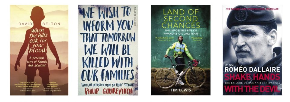 4 of the best books about Rwanda